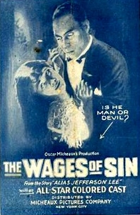 Wages of Sin - Poster / Capa / Cartaz - Oficial 1