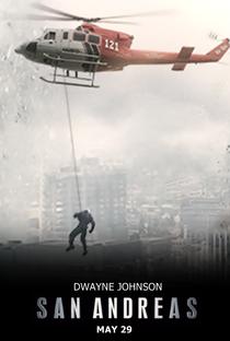 Terremoto: A Falha de San Andreas - Poster / Capa / Cartaz - Oficial 5