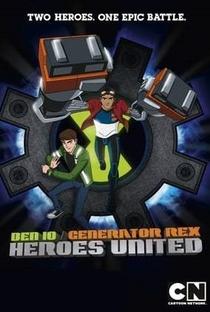 Filme Ben 10/Mutante Rex - Heróis Unidos Download