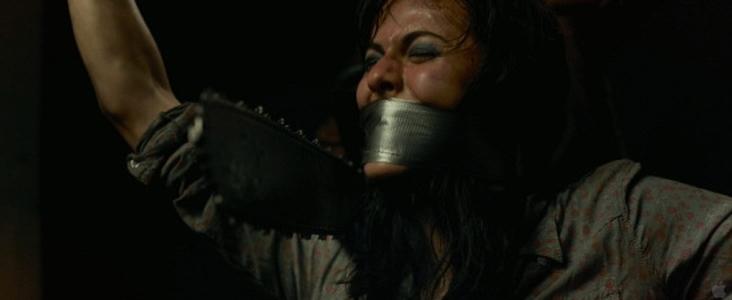Divulgada Cena Apavorante de 'O Massacre da Serra Elétrica 3D'