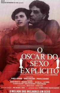 Oscaralho – O Oscar do Sexo Explícito - Poster / Capa / Cartaz - Oficial 1