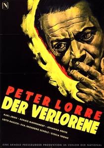 O Homem Perdido - Poster / Capa / Cartaz - Oficial 1