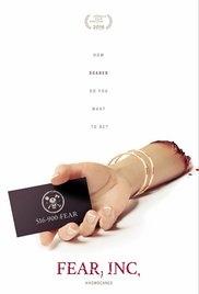 Fear, Inc. - Poster / Capa / Cartaz - Oficial 3