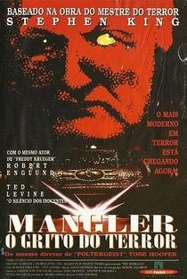 Mangler - O Grito do Terror - Poster / Capa / Cartaz - Oficial 5