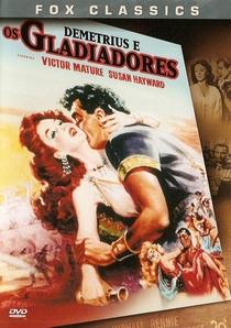 Demétrio E Os Gladiadores - Poster / Capa / Cartaz - Oficial 4