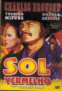 Sol Vermelho  - Poster / Capa / Cartaz - Oficial 3
