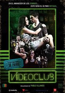 Videoclub - Poster / Capa / Cartaz - Oficial 1