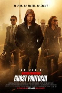 Missão: Impossível - Protocolo Fantasma - Poster / Capa / Cartaz - Oficial 2