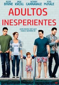 Adultos Inexperientes - Poster / Capa / Cartaz - Oficial 3
