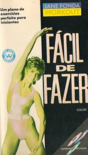 Jane Fonda - Workout - Fácil de Fazer - Poster / Capa / Cartaz - Oficial 1