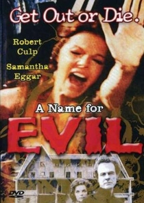A Name for Evil - Poster / Capa / Cartaz - Oficial 2
