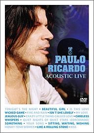 Paulo Ricardo - Acoustic Live - Poster / Capa / Cartaz - Oficial 1