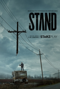 The Stand - Poster / Capa / Cartaz - Oficial 2