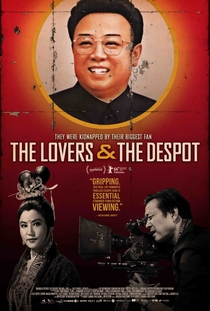 The Lovers and the Despot - Poster / Capa / Cartaz - Oficial 1