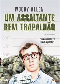 Um Assaltante Bem Trapalhão - Poster / Capa / Cartaz - Oficial 4