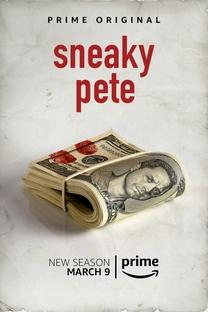Sneaky Pete (2ª Temporada) - Poster / Capa / Cartaz - Oficial 1