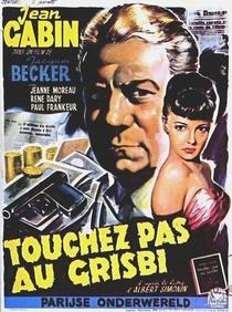 Grisbi, Ouro Maldito - Poster / Capa / Cartaz - Oficial 3