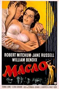 Macau - Poster / Capa / Cartaz - Oficial 3