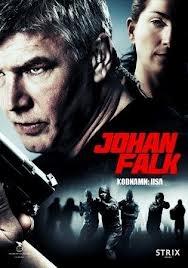 Johan Falk: Codinome Lisa - Poster / Capa / Cartaz - Oficial 1