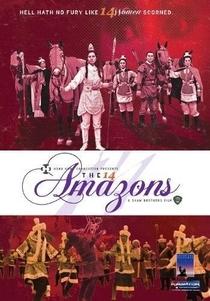 As 14 Amazonas - Poster / Capa / Cartaz - Oficial 3