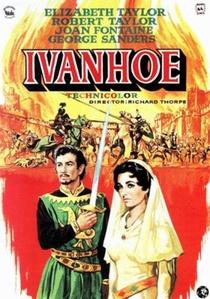 Ivanhoé, o Vingador do Rei - Poster / Capa / Cartaz - Oficial 3