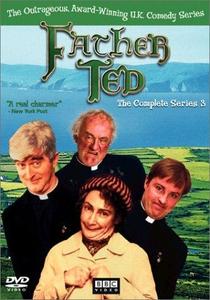 Father ted (3ª Temporada) - Poster / Capa / Cartaz - Oficial 1