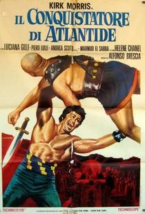 Il Conquistatore di Atlantide - Poster / Capa / Cartaz - Oficial 3