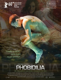 Agoraphobia - Poster / Capa / Cartaz - Oficial 1