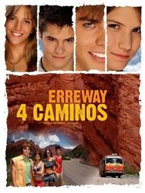Erreway: 4 Caminos - Poster / Capa / Cartaz - Oficial 1