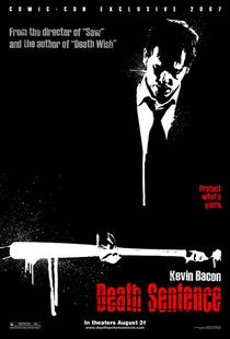 Sentença de Morte - Poster / Capa / Cartaz - Oficial 2