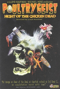 Poultrygeist - A Noite das Galinhas Zumbis - Poster / Capa / Cartaz - Oficial 2