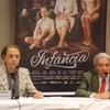 Fernanda Montenegro e Domingos de Oliveira promovem o filme Infância