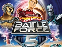 Hot Wheels Battle Force 5 - Poster / Capa / Cartaz - Oficial 2