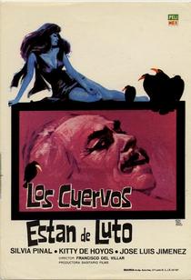 Os Corvos Estão de Luto - Poster / Capa / Cartaz - Oficial 1