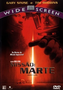 Missão: Marte - Poster / Capa / Cartaz - Oficial 4