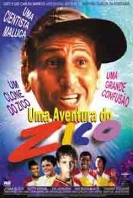 Uma Aventura do Zico - Poster / Capa / Cartaz - Oficial 1