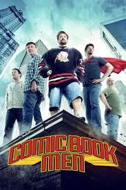 Comic Book Men ( Temporada) - Poster / Capa / Cartaz - Oficial 1