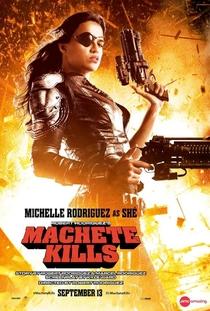 Machete Mata - Poster / Capa / Cartaz - Oficial 8