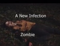 Uma nova infecção - Zumbi - Poster / Capa / Cartaz - Oficial 1