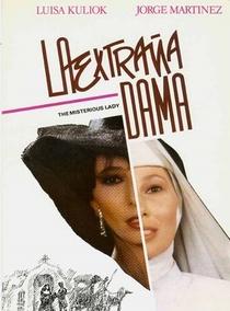 A Estranha Dama  - Poster / Capa / Cartaz - Oficial 1