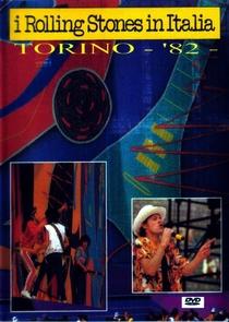 Rolling Stones - Torino '82 - Poster / Capa / Cartaz - Oficial 1