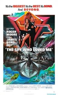 007 - O Espião que me Amava - Poster / Capa / Cartaz - Oficial 1