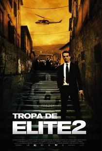 Tropa de Elite 2: O Inimigo Agora é Outro - Poster / Capa / Cartaz - Oficial 3
