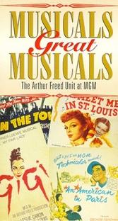 Musicais, Grandes Musicais - Poster / Capa / Cartaz - Oficial 1