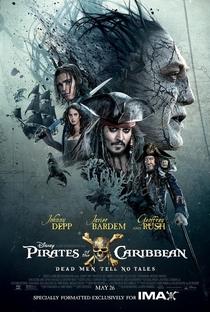 Piratas do Caribe: A Vingança de Salazar - Poster / Capa / Cartaz - Oficial 4