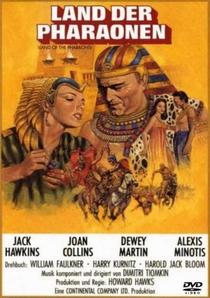 Terra dos Faraós - Poster / Capa / Cartaz - Oficial 3