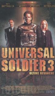 Soldado Universal 3 - Poster / Capa / Cartaz - Oficial 1
