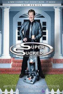 Super Sucker - Aspire Seu Mau Humor - Poster / Capa / Cartaz - Oficial 1