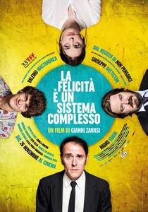La Felicità è un Sistema Complesso - Poster / Capa / Cartaz - Oficial 1