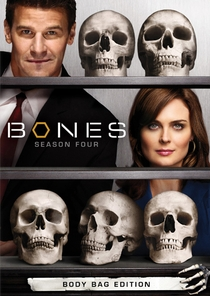 Bones (4ª Temporada) - Poster / Capa / Cartaz - Oficial 1